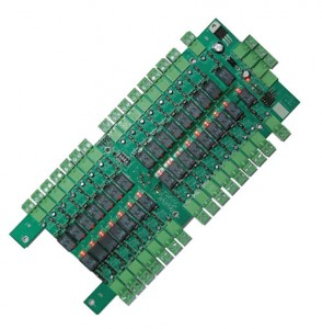 SNet-E32R---32-Relay-Output-Extension-Board